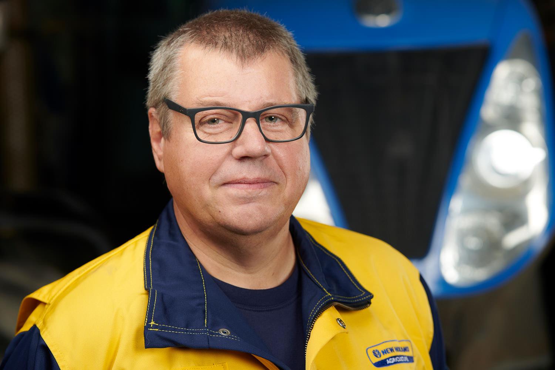 Medarbejder Hundahl - Allan Justesen