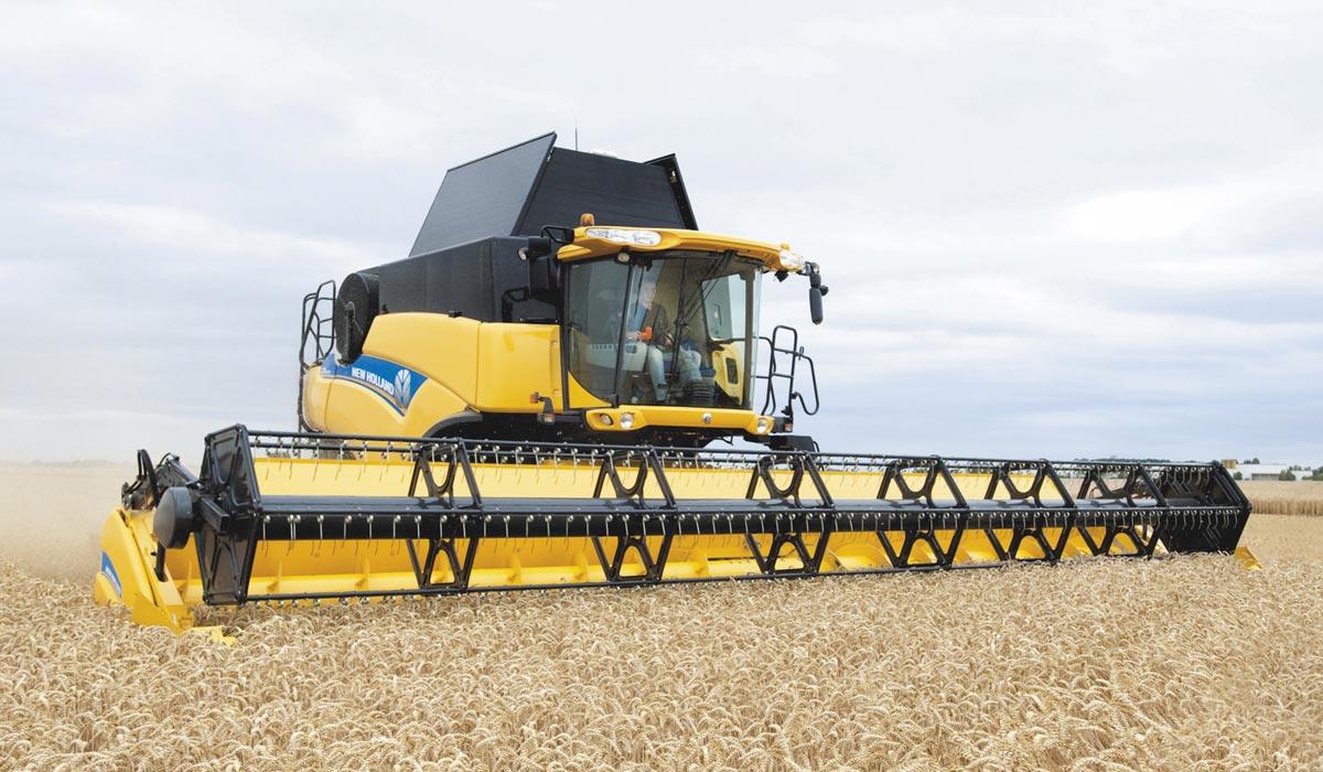 New Holland Agriculture - Mejetærsker