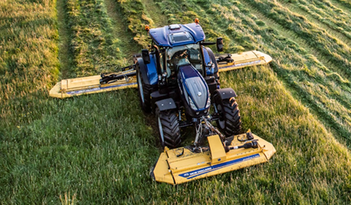 New Holland græsredskaber