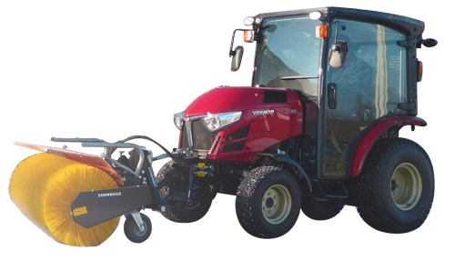 Yanmar traktor