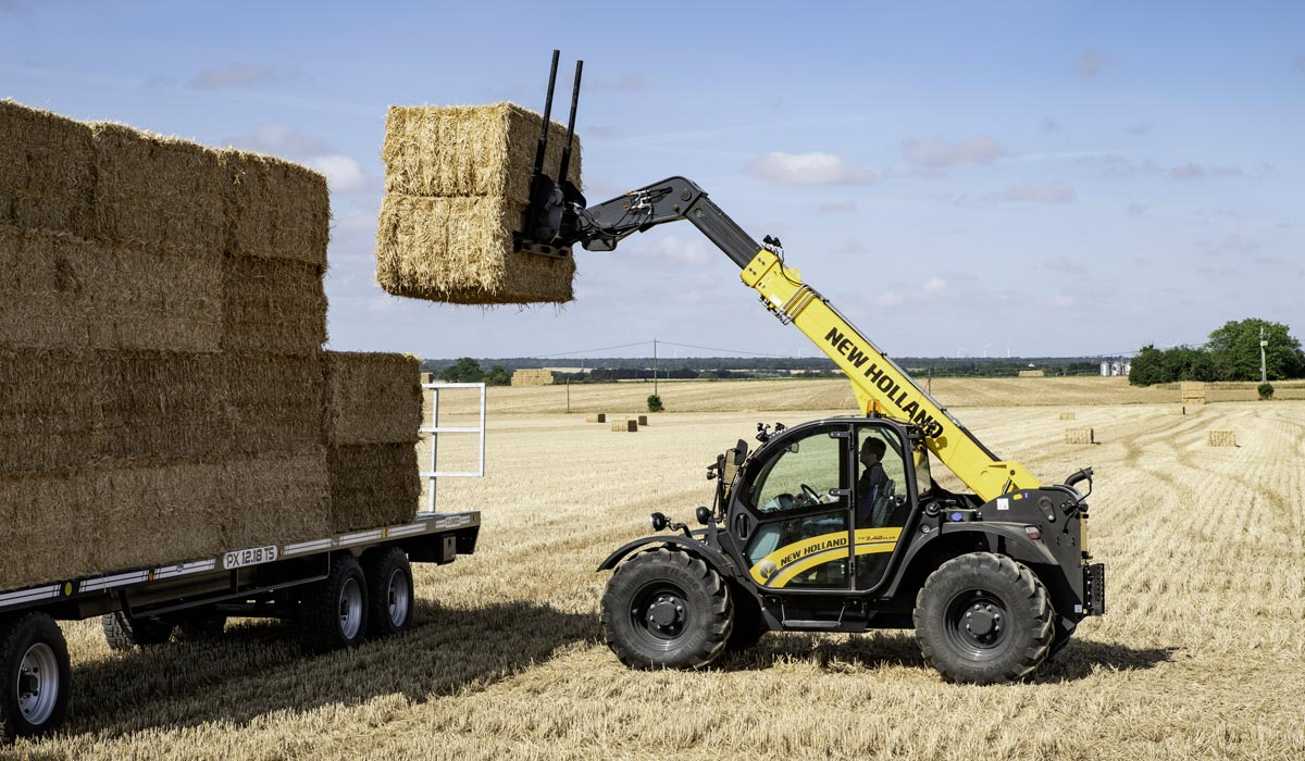 New Holland Construction TH7.42