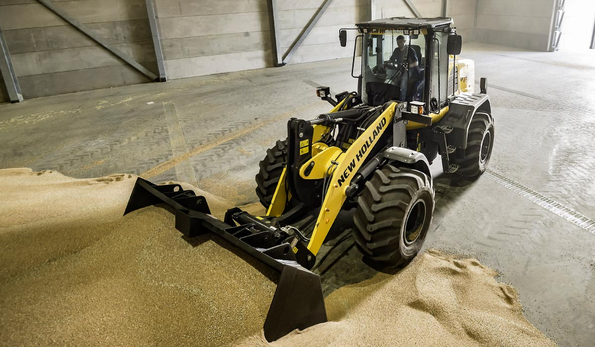 New Holland Construction W170