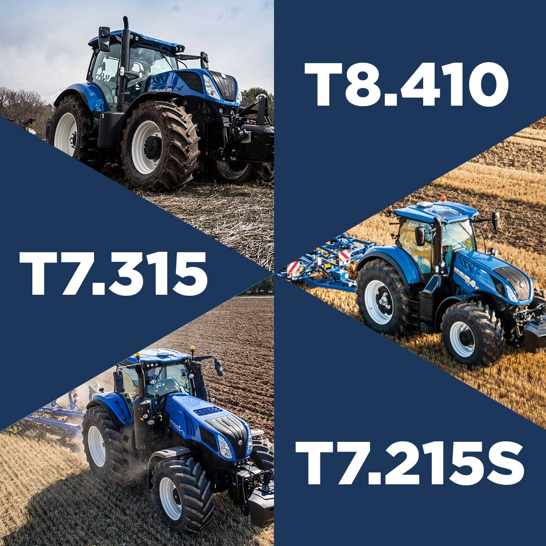 New Holland kampagne