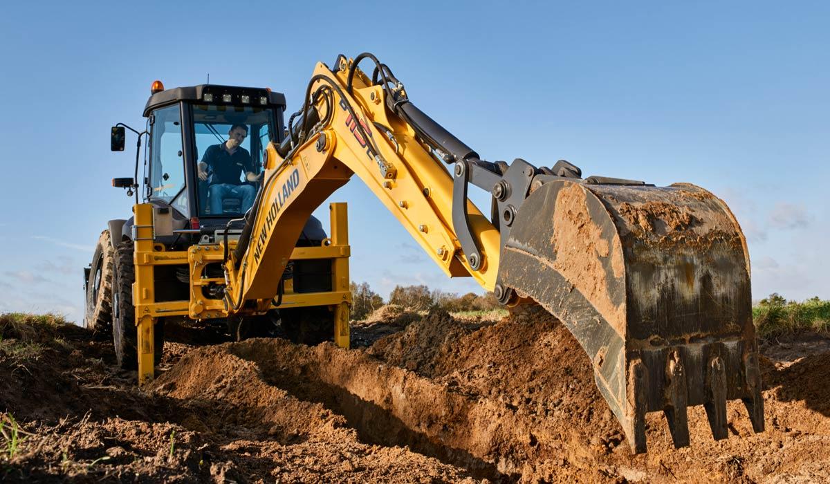 New Holland Construction B115C