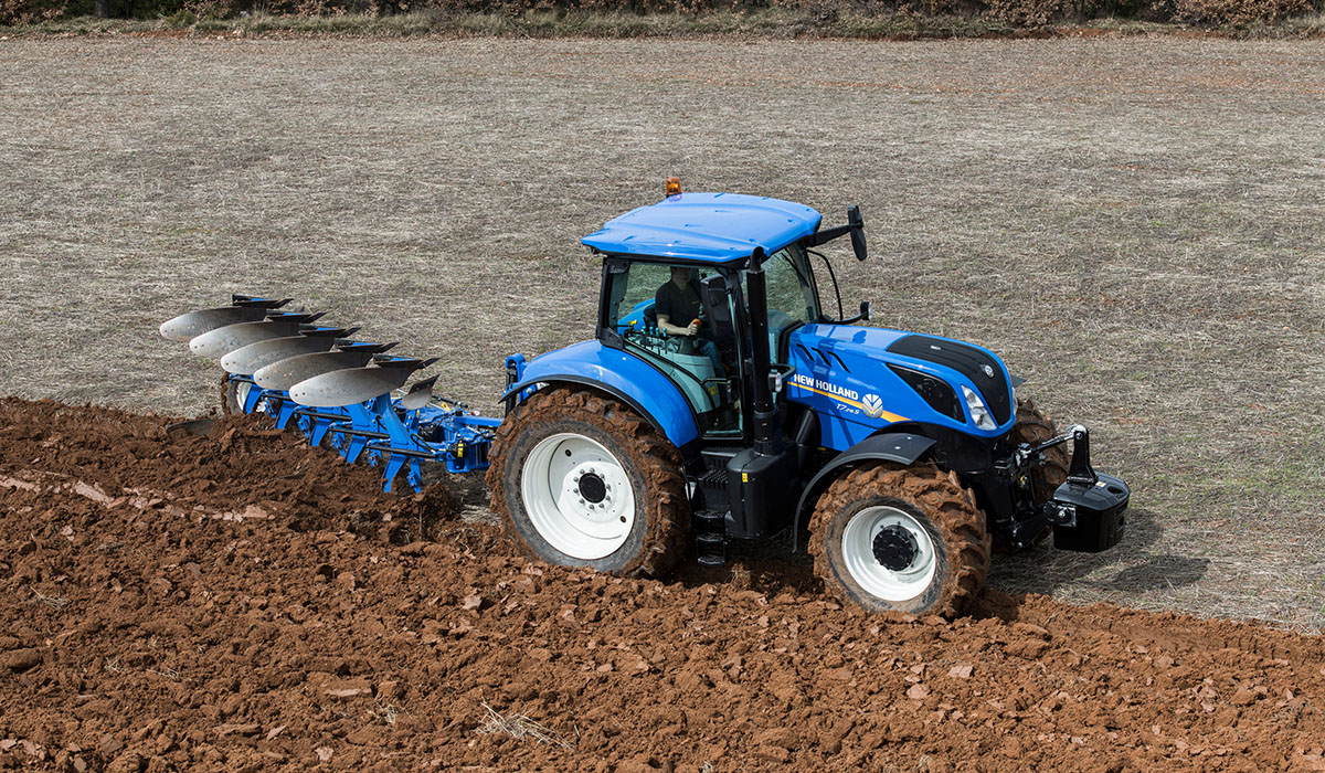New Holland T7.215S